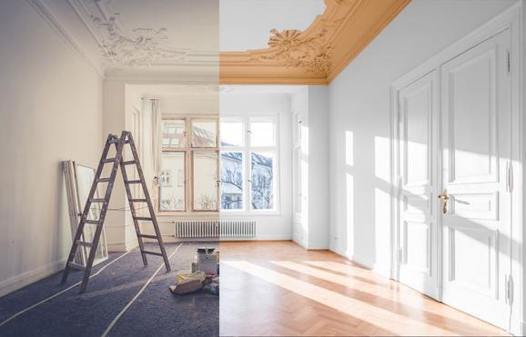Rénovation appartement Cagnes-sur-Mer